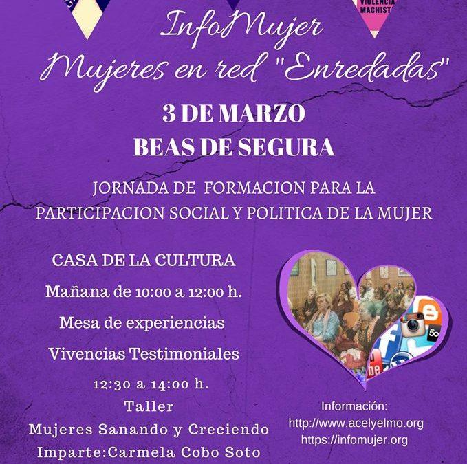 «Jornadas de Formación para la participación Social y Política de la Mujer»